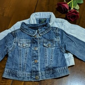 Oshkosh 18M Baby Jackets ^_^